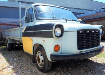 Ford Transit mk1, anno 1977, km 46.000