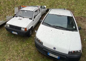 Fiat Punto Panda (5 cars)