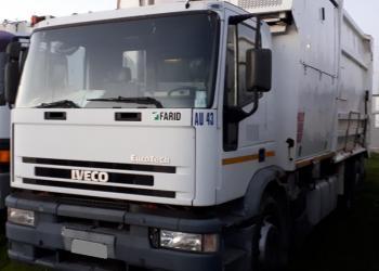 N.2 Iveco Eurotech 190E30 compattatore RSU