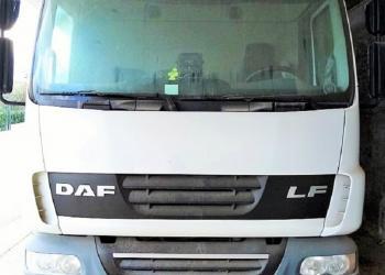 DAF LF 55 compattatore RSU con voltacassonetti