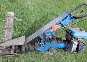 Falciaerba BCS 601 F, mono ruota