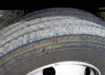 6 Pneumatici Pirelli 315/75 r 17.5, seminuovi