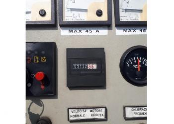 Gruppo elettrogeno 55 kwa, generatore