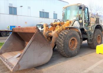 Liebherr wheel loader L 544, year 2001
