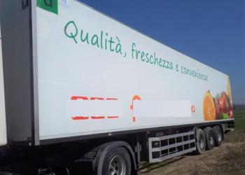 ZORZI 37S136 isothermal semi-trailer