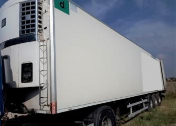 Thermoking SL 300 refrigerated semi-trailer