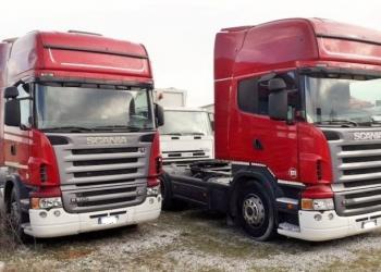 Trattore Scania R 500, anno 2007, euro 4