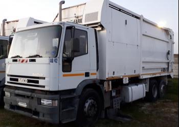 IVECO EUROTECH 190E30 COMPATTATORE RSU