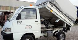 Piaggio Porter tipper 1.4 diesel