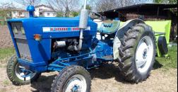Ford 3000 tractor, 5500 hours