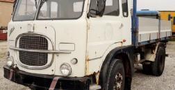 FIAT 643 N1, vintage truck, year 1970, km 45.900