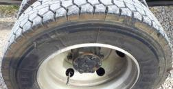 4 Pirelli TR85 205/75 r 17.5 tires