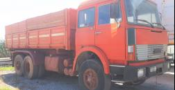 Fiat 190-35 trilateral, year 1980, fuller gearbox
