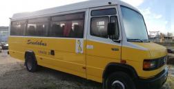 Mercedes-Benz Vario 711 D school bus year 1996
