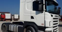 Scania 6 cylinder, R420, manual, euro 4