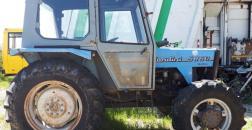 Landini 5860 4x4 tractor