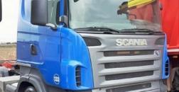 Scania R440, euro 5, manual transmission