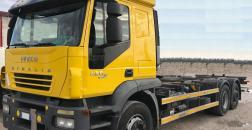 Iveco Stralis 420 , Euro 5, With Large Loader