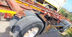 Cardi pneumatic crate holder trailer