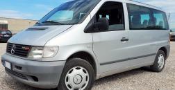Mercedes Benz VITO 112 CDI, minibus 9 seats, air conditioning