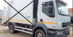 DAF LF 55 chassis truck