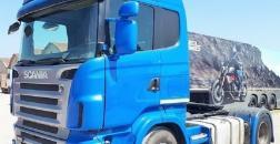 Trattore Scania R480 Euro 4 automatico anno 2007