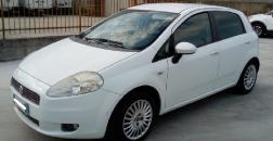Fiat Grande Punto autocarro 4 porte, 4 posti