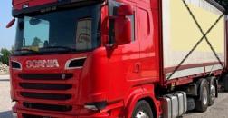 Scania R580, 485.000 km, euro 6. anno 2016