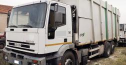 Eurotech Cursor 260E30, compattatore rsu