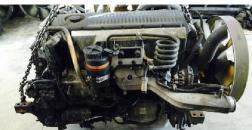 Motore iveco cursor 8 , 300 cv, euro 3